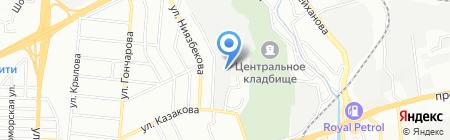 Профимакс на карте Алматы