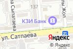 Схема проезда до компании Яблоко в Алматы