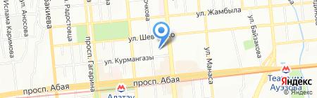 RaZoR на карте Алматы