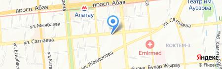 Adal Print на карте Алматы