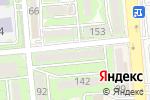 Схема проезда до компании Самоздрав в Алматы