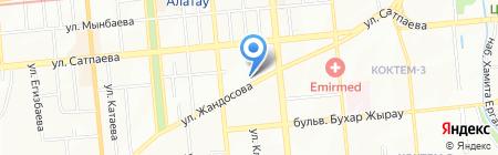 Drive Sport на карте Алматы