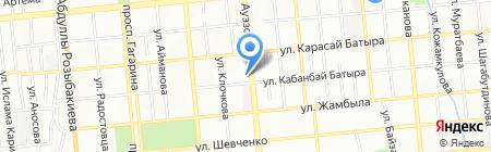 Avesta на карте Алматы