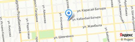 Центр амбулаторной хирургии на карте Алматы