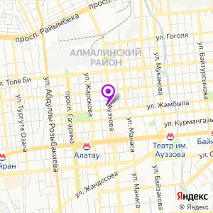 Региональный диагностический центр на карте