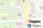 Схема проезда до компании Куырдактын кокеси в Алматы