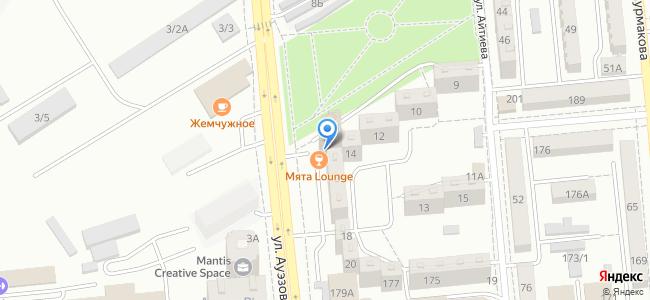 ул. Ауэзова 14а, 16 этаж