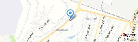 Magistral на карте Алматы
