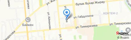 Niki на карте Алматы