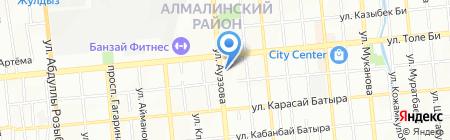Mobili Maestro на карте Алматы