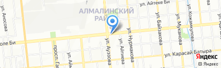 Gippo на карте Алматы