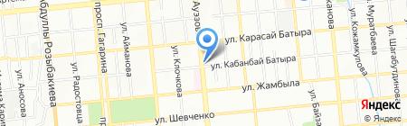 CBC Instruments на карте Алматы