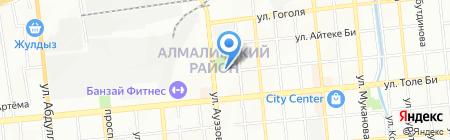 Prom Alpi Service на карте Алматы