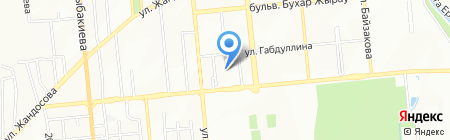 Level UP education на карте Алматы