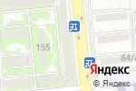 Схема проезда до компании Белый кит в Алматы