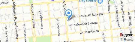 NurAnCell на карте Алматы
