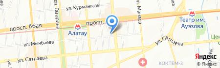SDK Dental Art Studio на карте Алматы