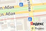 Схема проезда до компании ATS Partners LLC в Алматы