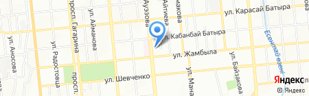 Shipudim на карте Алматы