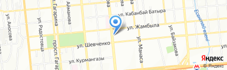 Toffy Style на карте Алматы
