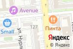 Схема проезда до компании Инжу в Алматы