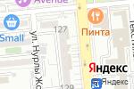 Схема проезда до компании KidsMart, ТОО в Алматы