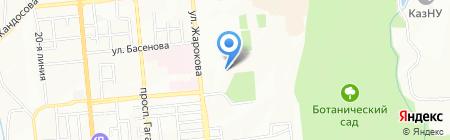 Business Venture Solutions на карте Алматы