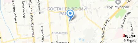 Дары Камчатки на карте Алматы