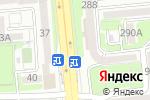 Схема проезда до компании Аль-Фараби в Алматы