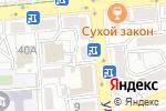 Схема проезда до компании Киоск по продаже овощей и фруктов в Алматы