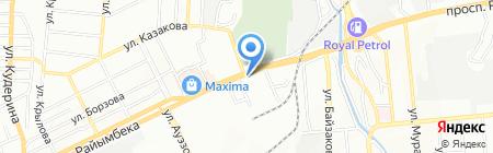 Мастерская у Олега на карте Алматы