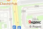 Схема проезда до компании 7 mart в Алматы