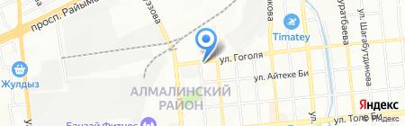 Kupi Komp на карте Алматы