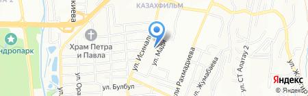 NKristall на карте Алматы