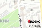 Схема проезда до компании Piligrim Studio в Алматы