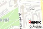 Схема проезда до компании STUDIO CUBIC в Алматы