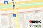 Схема проезда до компании El cafe в Алматы