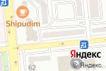 Схема проезда до компании Мегуми в Алматы
