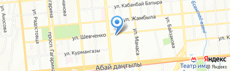 DIVAS на карте Алматы