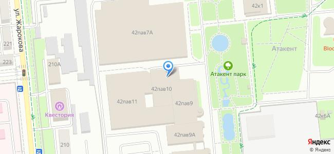Казахстан, Алматы, улица Тимирязева, 42к10