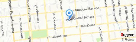 Almaty Computer Service на карте Алматы