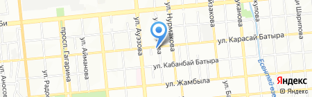 Relax Tour на карте Алматы