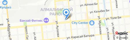 VS PROJECT-STROY на карте Алматы