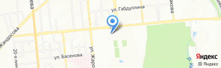 Soventa.kz на карте Алматы