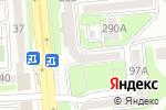 Схема проезда до компании Rahsa в Алматы