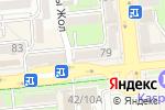 Схема проезда до компании Ломбард-Эконом, ТОО в Алматы