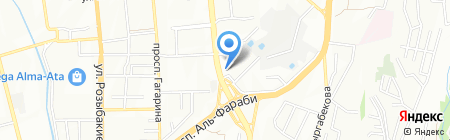 Best4Kids на карте Алматы