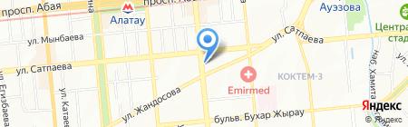 SunLight Optic на карте Алматы