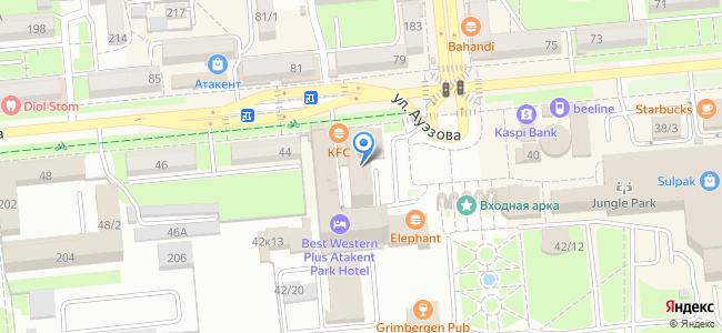 ТРЦ Atakent Mall, ул. Тимирязева 42