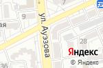 Схема проезда до компании Coffeetime в Алматы